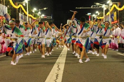 awa odori 2012 1