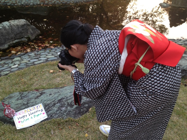 Japanese photographer ^_^