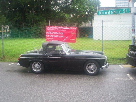#tfp mobil antik