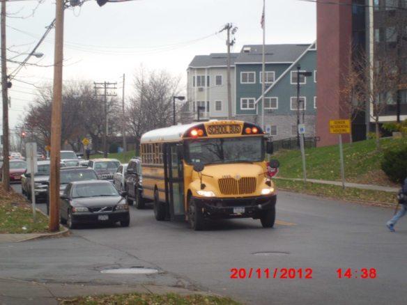 #tfp School Bus