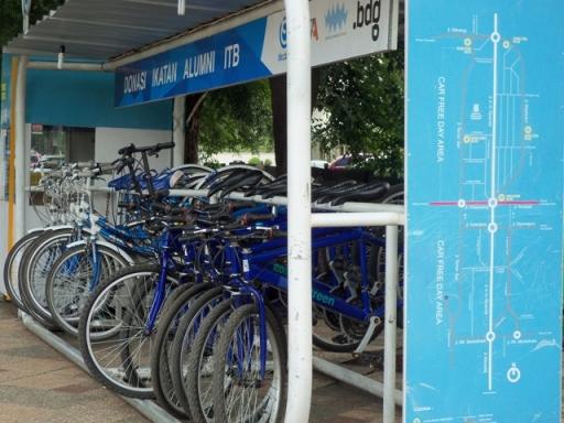#tfp sepeda biru