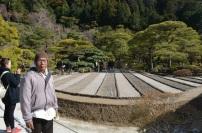 Bapak & pasir dari Gn. Fuji