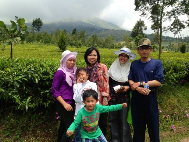 with mb Nia's family :)