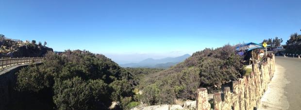 landscape di sebelah kanan