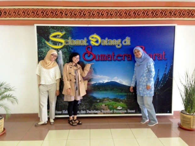 welcome to West Sumatera, dear bloggers ^_^