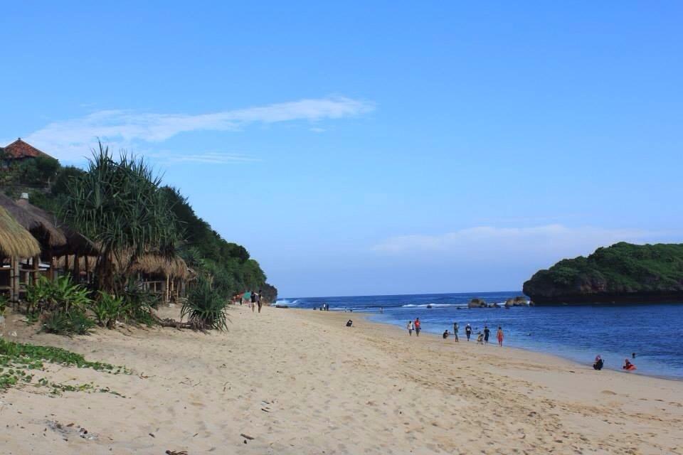 pantai Sadranan Gunung Kidul \u2013 celoteh .:tt:.