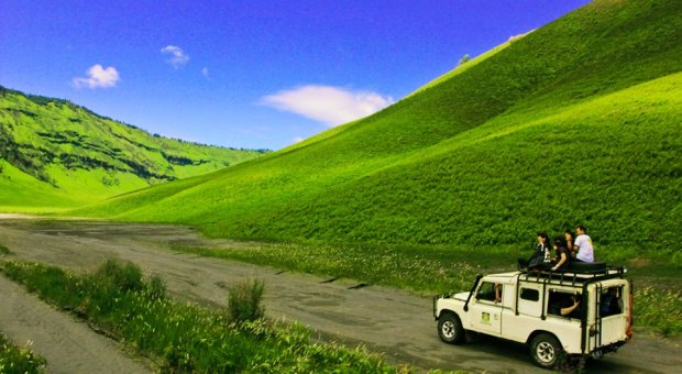 bromo wallpaper landscape